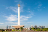 National Monument (Indonesia) — Stock Photo