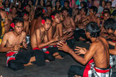 Kecak Dancing — Stock Photo