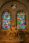 Cathédrale de manille - piété — Photo