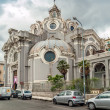 Chiesa del Carmine di Messina — Stock Photo