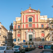 Chiesa di Sant'Agata — Stock Photo