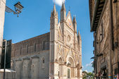 Cathedral of Orvieto — Stock Photo