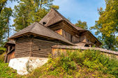 Wooden Articular Church in Lestiny — Stock Photo