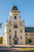 La iglesia católica romana de escolapios — Foto de Stock