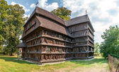 Wooden Articular Church in Hronsek — Stock Photo