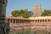 Meenakshi Amman Complex — Stock Photo