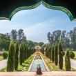 Stock Photo: View from Palace of Tipu Sultan