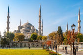 Sultan Ahmed Mosque (Blue Mosque) — Foto de Stock