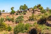 Lalibela village — Stockfoto