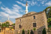 Isa Bey and Mustafa Pasha mosque — Stock Photo
