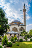 Mustafa Pasha mosque — Stock Photo