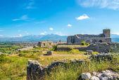 Rozafa 城の遺跡 — ストック写真