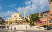 在都拉斯的主要清真寺 — 图库照片