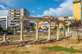 Roman - Byzantine Basilica — Stock Photo