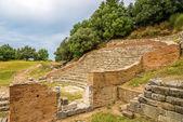 Odeon Theater of Apollonia. — Stock Photo