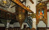 Onufri Iconostasis in Berat — Stock Photo
