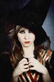 ведьма — Стоковое фото