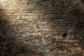 Harsh lighten weathered wood plank — Stock Photo
