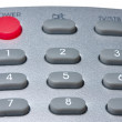 Front part of remote controller — Stockfoto #33902549