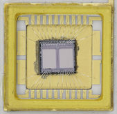 Integrated circuit — Stockfoto