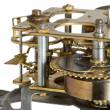 Clockwork gears — Stock Photo