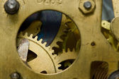 Clockwork detail — Stock Photo