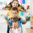 Child Painting — Stock Photo #29573405