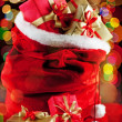 Santa's sack — Stock Photo #29574195