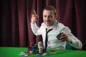 Poker Jackpot — Stock Photo