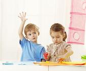 Actividad preescolar — Foto de Stock
