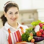 gesunde Lebensmittel — Stockfoto