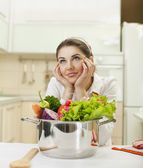 Desperate Housewife — Stock Photo