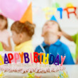 Happy Birthday — Stock Photo