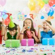 Foto de Stock  : Birthday party