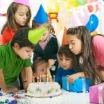 Birthday party — Stock Photo #30625183