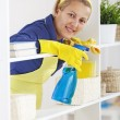 Home cleaning — Stock Photo
