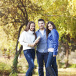 Teenagers free time together — Stock Photo #31119251