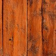 Directly above view of a wooden background. — Stock Photo