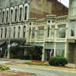 Historic downtown in Kentucky, USA — Stock Photo