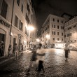 One night in Rome — Stock Photo