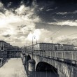 The bridge in Turin — Stock Photo