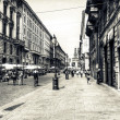Street in Milan — Stock Photo