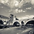 Tiber Island in Rome — Stock Photo