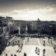 Spanish Steps in Rome — Stock Photo