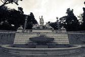 Piazza del popolo — Foto Stock