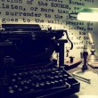 Typewriter — Stock Photo #28643165