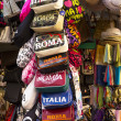 Souvenirs from Rome — Stock Photo