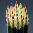Color pencils composition — Stock Photo #32615991