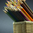Color pencils composition — Stock Photo #32616477