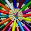 Color pencils composition — Stock Photo #32616939